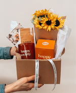 SUNFLOWER LOVE GIFT BOX