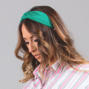 ANKI JADE GREEN HEADBAND