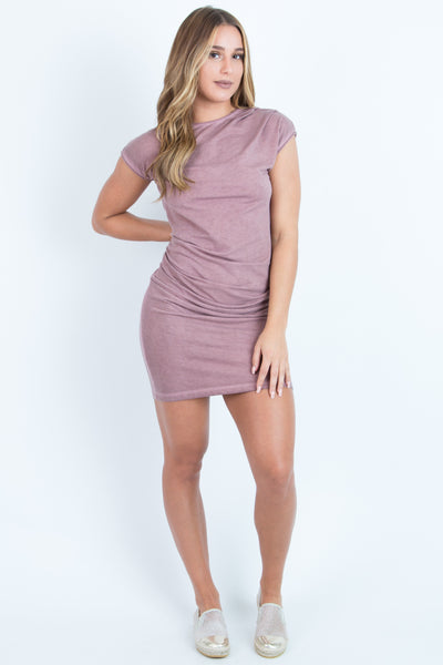 Dayanara Dusty Pink Dress