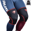 Primal Elite 7mm Knee Sleeves Black/Red