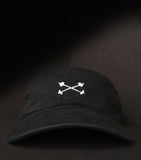 TURBINE DAD HAT - BLACK