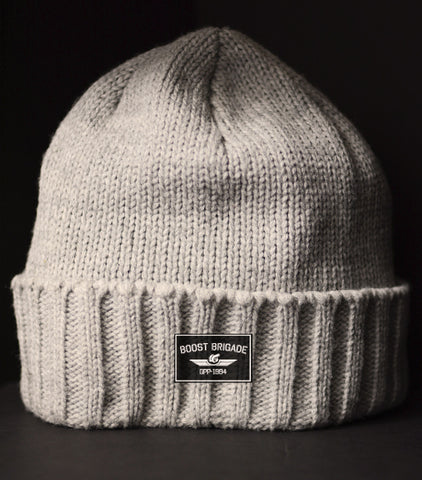 Brigade Beanie - Heather Gray