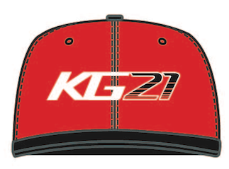 2018 KG21 SNAP - RED/BLACK