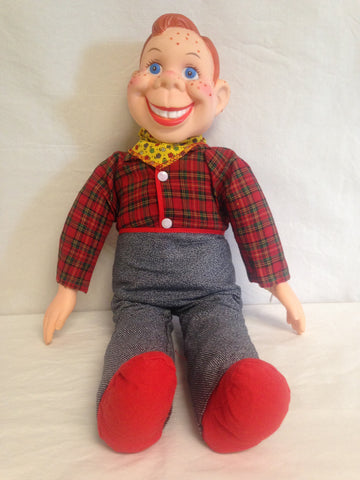 "003 Eegee 1972 Howdy Doody, Used, Approx. 20"" tall - Colleen's Attic - 1"