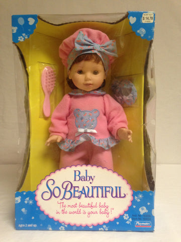 029 Playmates 2001 Baby So Beautiful NRFSB - Colleen's Attic - 1