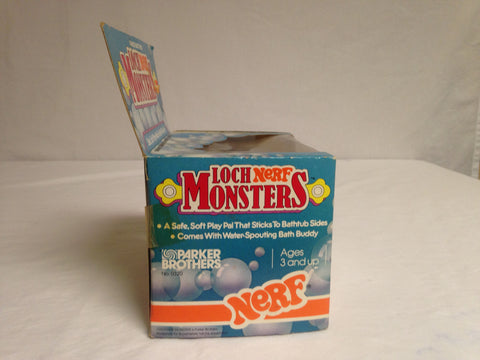 050 Parker Brothers, 1983, Loch Nerf Monsters NRFB - Colleen's Attic - 1