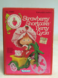 085 Kenner 1982 Strawberry Shortcake Berry Cycle - Colleen's Attic - 1