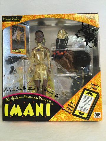 090 Olmec 1994 Imani Music Video - Colleen's Attic - 1