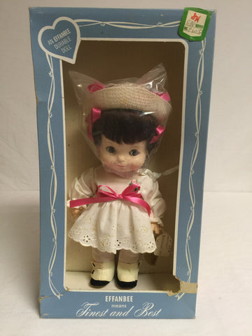 1002 Effanbee Half Pint Doll 6221 ROTPCT - Colleen's Attic - 1
