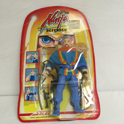 329 Select Merchandise 1985 Ninja Defender Mentor NRFSC - Colleen's Attic - 1