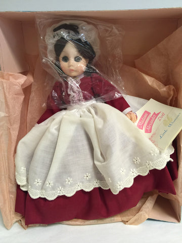 Madame Alexander Little Women Collection Marme ROTPCT - Colleen's Attic - 1
