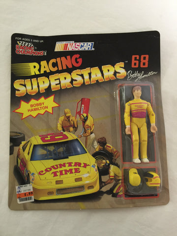361 Nascar 1991 Racing Superstars Bobby Hamilton NRFSC - Colleen's Attic - 1