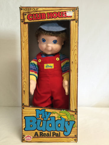389 Hasbro Playskool 1985 My Buddy ROTPCT - Colleen's Attic - 1