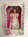 420 Creata 1985 Flower Princess Starry-Eyed Bride Laurelle ROTPCT - Colleen's Attic - 1