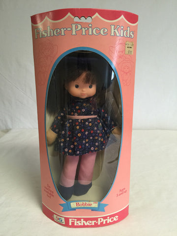455 Fisher Price 1979 Fisher Price Kids Bobbie ROTPCT - Colleen's Attic - 1