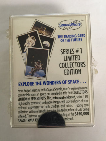 487 SpaceShots The Trading Card of the Future - Colleen's Attic - 1