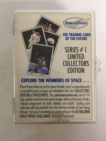 488 SpaceShots The Trading Card of the Future - Colleen's Attic - 1