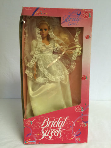 509 Lanard Toys 1989 Bridal Sweets NRFSB - Colleen's Attic - 1