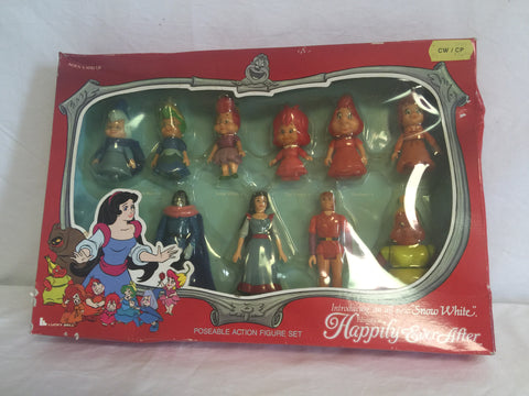 526 Filmation Snow White Happily Ever After NRFB - Colleen's Attic - 1