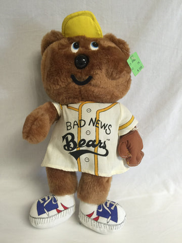 545 Knickerbocker Bad News Bears Plush Doll - Colleen's Attic - 1