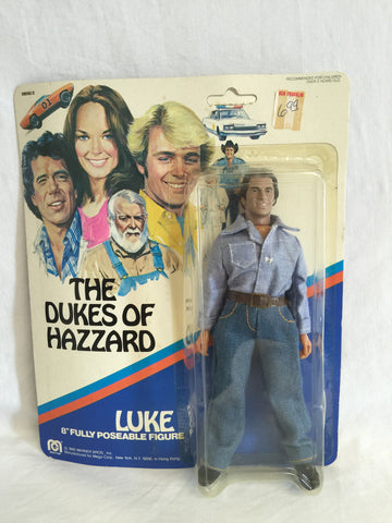 556 Mego 1980 Dukes of Hazzard Luke NRFSC - Colleen's Attic - 1