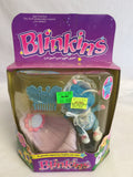 713 LJN 1985 Blinkins Twinkle & His Lacy Leaf Cradle NRFSB - Colleen's Attic - 1