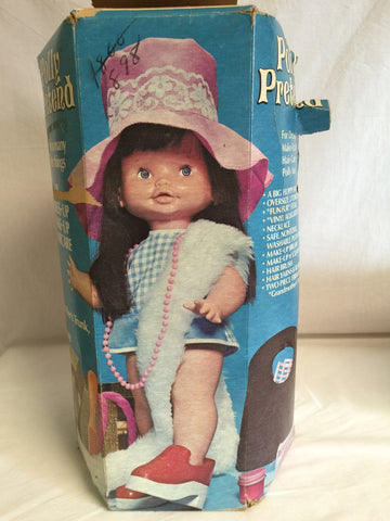 759 Amsco 1975 Polly Pretend Never Played with & includes all accessories - Colleen's Attic - 1