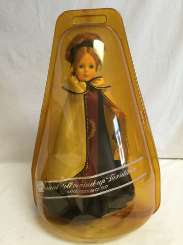 790 Goldberger 1982 Honey Belle Musical Doll still plays music Never Played with - Colleen's Attic - 1
