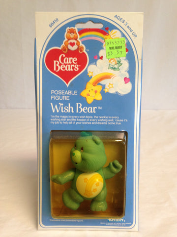 045 Kenner 1982 Care Bears Wish Bear - Colleen's Attic - 1