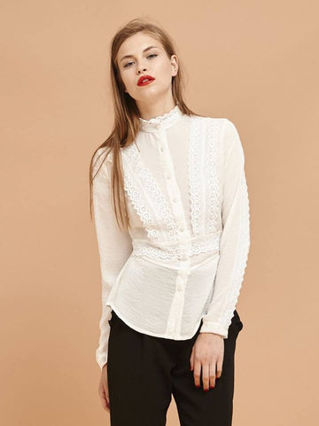 Lady Luck Blouse