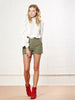 Stratus Scallop Shorts