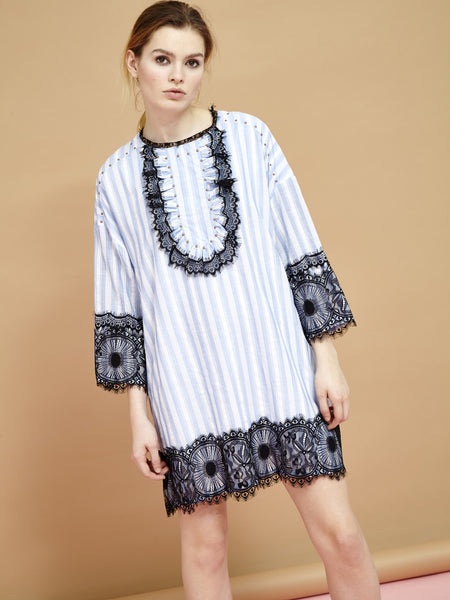 Riverine Shift Dress