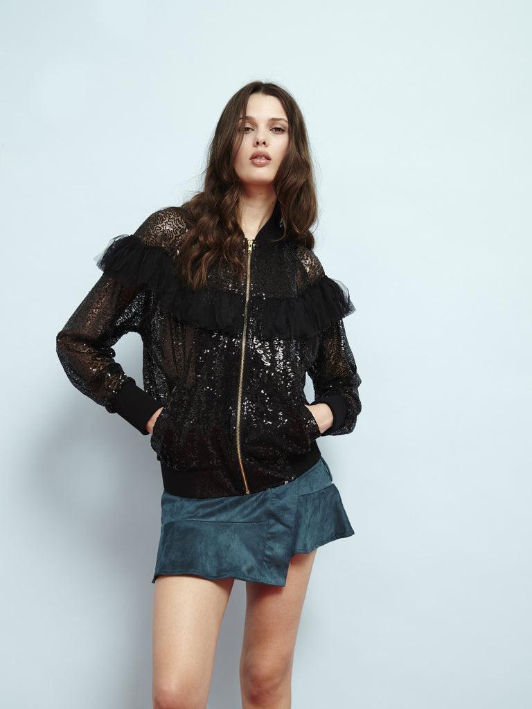 House of Mirrors Bomber Jacket