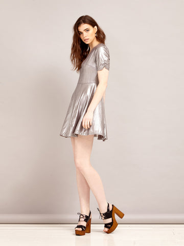 Reflections Skater Dress