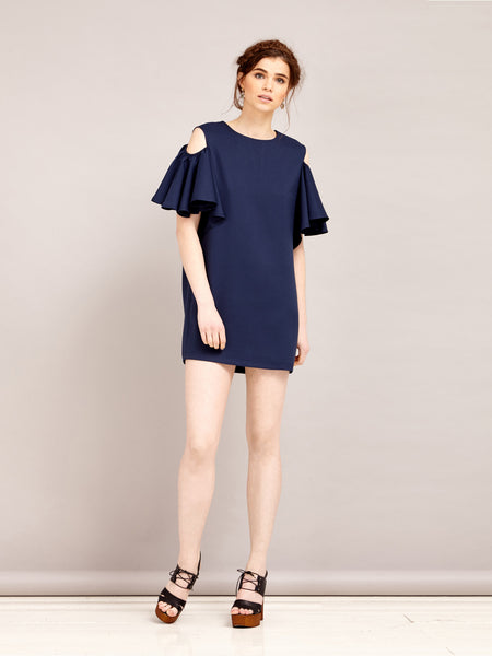 Lapis Volante Dress