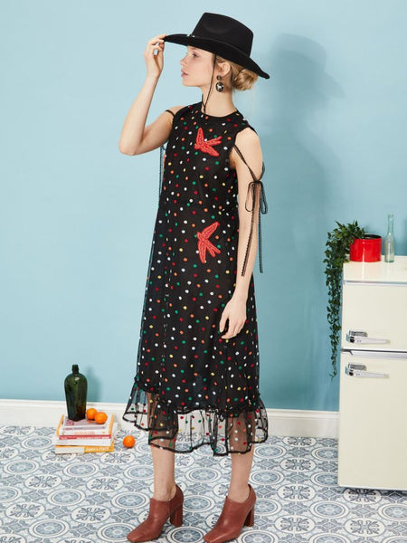 Spirit Away Midi Dress