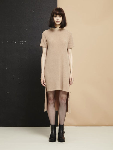 Wrap It Up Knit Dress