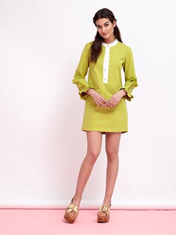 Lime Crime Shift Dress