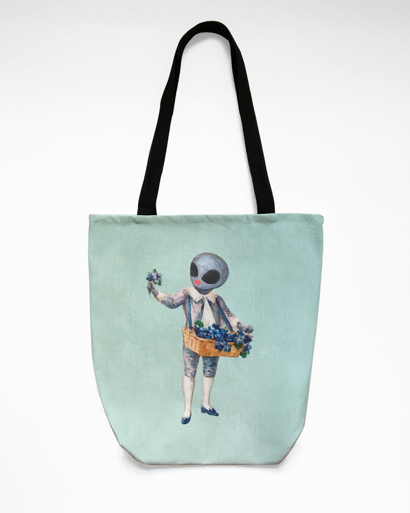 Little Lord Violet Tote
