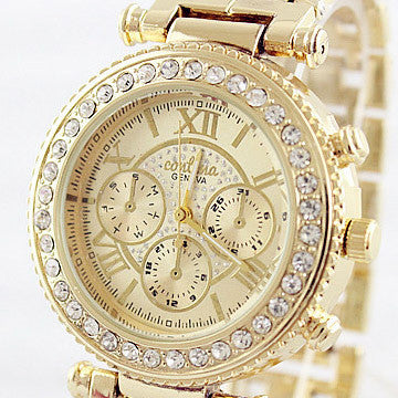 Relogio Feminino Luxury Women Dress Watch