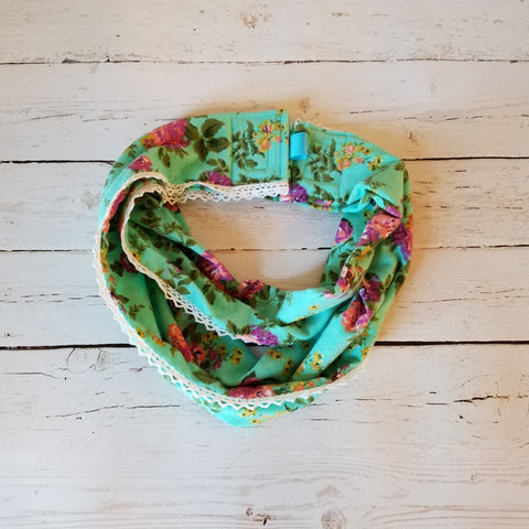 Coralie Infinity Scarf