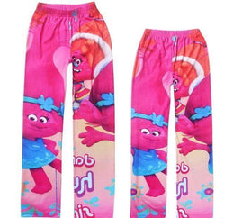 Trolls Poppy & DJ Suki leggings