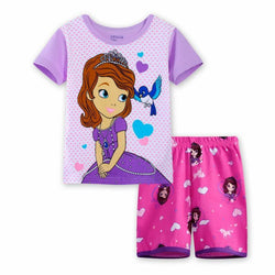 Sofia the first summer pjs