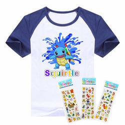 Pokemon Squirtle T-shirt