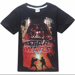 Star Wars Black T-shirt