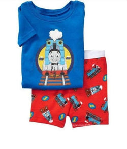 Thomas the train summer pjs, 2 designs