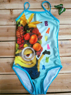 Minions one piece swimwear
