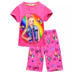 NEW 2019 JoJo Siwa Pyjamas or outfit  cupcakes and bows pants