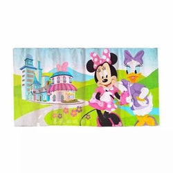 Minnie Mouse & Daisy duck beach towel