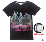 NEW 2019 Fortnite Limited edition T-shirt Sz 6-12